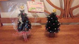 ギャラリーゆめじクリスマスツリー