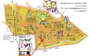 ギャラリー地図
